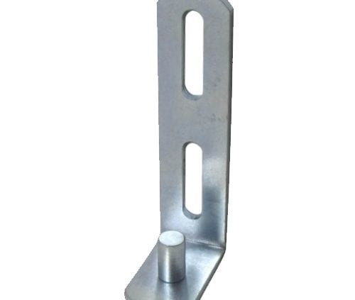 Gate Angle Bracket 20mm AB20F  Fixed