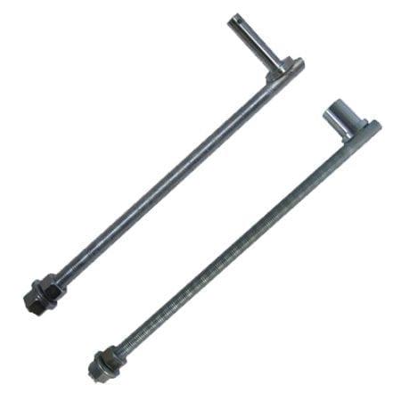 Bottom Adjustable Gudgeons AG25