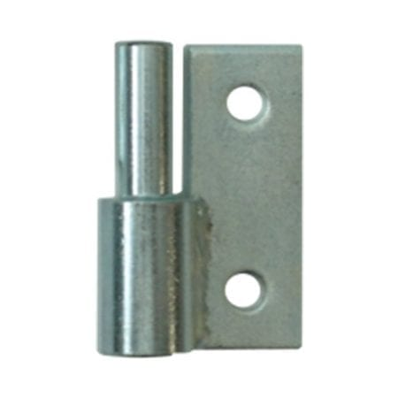 Light Duty Butt Hinge - 12mm Left  Male BH12L