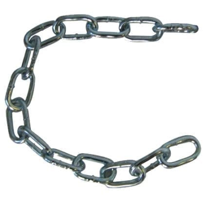 Pre-Cut Chain CG6 6mm Galvanised