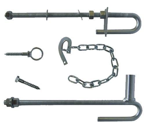 Steel Single Gate Packs - LPBH