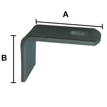 Single Panel Bracket  - PB13