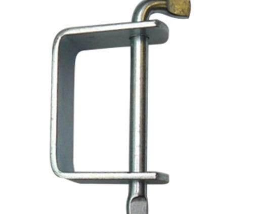 Double Panel Bracket with Capitive Pin