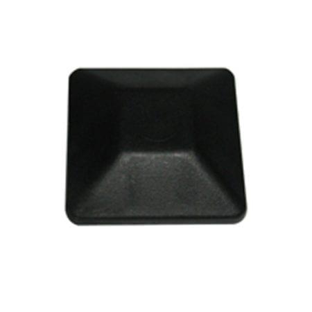 Square Plastic Post Cap - Apex - 50mm SQ - PC50A