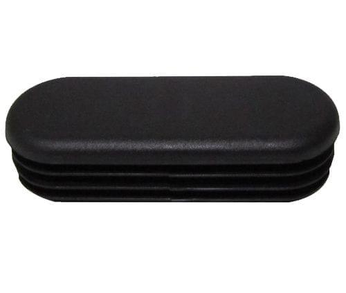 Oval - Plastic End Rail Cap - PCO11542