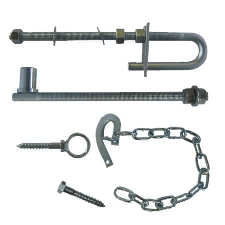 Steel Single Gate Packs - SP1SB