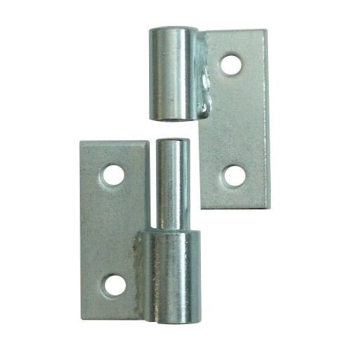 Light Duty Butt Hinge 16mm Right Male Bh16r Ace Gate